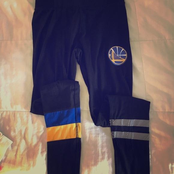 eebb0c04 NBA Pants   Golden State Warriors Womens Leggings   Poshmark